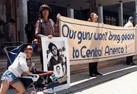 Our guns won't bring peace to Central America
